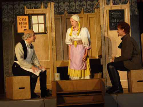 Copyright - North Country Theatre 2008