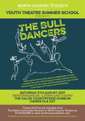 The Bull Dancers - Youth Theatre Summer School Performances