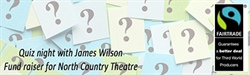 The Quiz with James Wilson