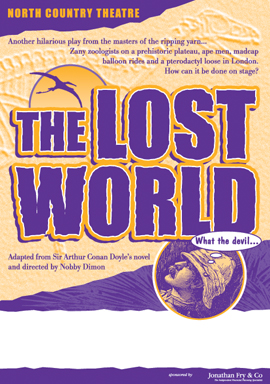 The Lost World (2000)