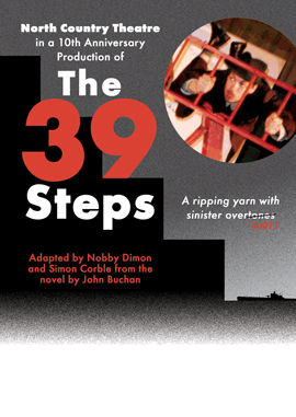 The 39 Steps (2006)