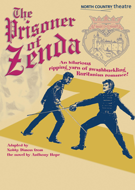 The Prisoner of Zenda (2008)