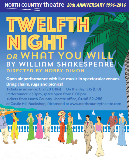 Twelfth Night (or What You Will) (2016)
