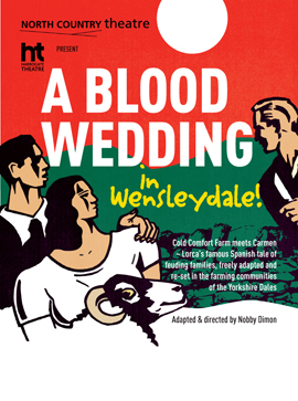 Blood Wedding Flyer